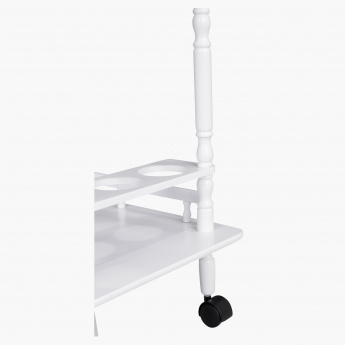 Viva 2-Tier Serving Trolley
