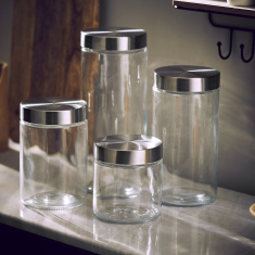 Conta 4-Piece Canister Set