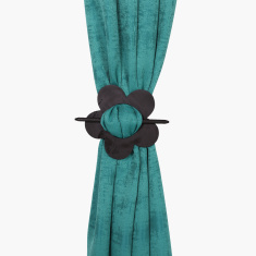 Stella Stick Flower Curtain Tie Back