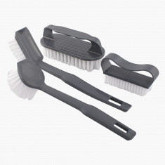 4-Piece Multi Utility Brush Set