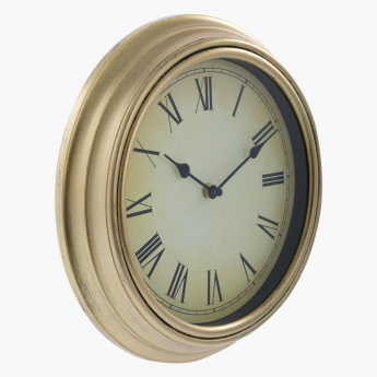 Epoch Wall Clock
