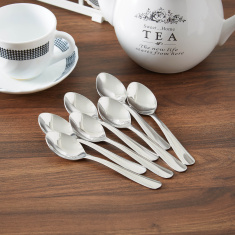 Juliet Tea Spoon - Set of 6