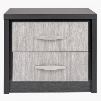 Emotion 2-Drawer Night Stand