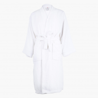 Nexus Kimono Bathrobe - Medium