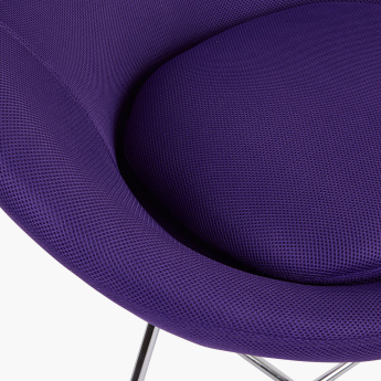 Textured Center Resting Chair
