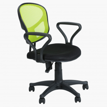 Oxford Swivel Office Chair