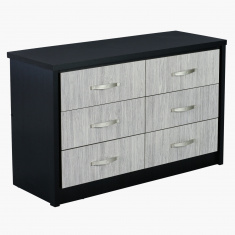 Emotion 6-Drawer Dresser