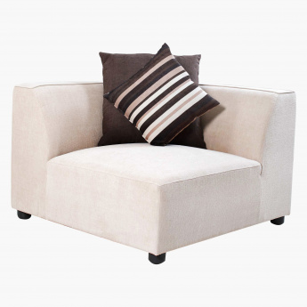 Chameleon Corner Sofa with 2 Cushions