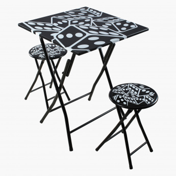Tambo 2-Seater Dining Table Set