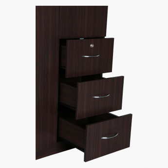 Klass 3-Door Wardrobe