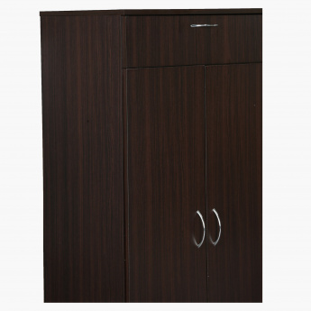 Klass 15-Pair Shoe Cabinet