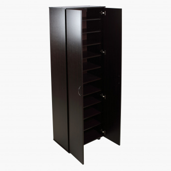 Klass 33 Pair Tall Shoe Cabinet
