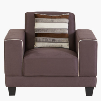 Camron 1-Seater Armchair with Cushion