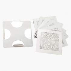 Shine 6-Piece Coaster Set