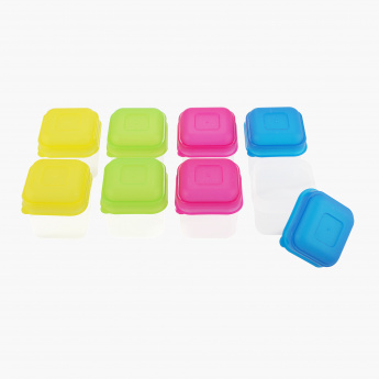 Mini Storage Container - Set of 8