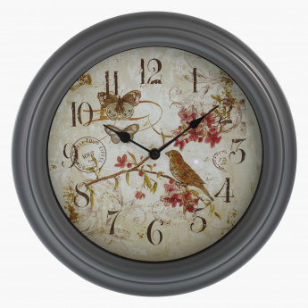 Eilot Wall Clock