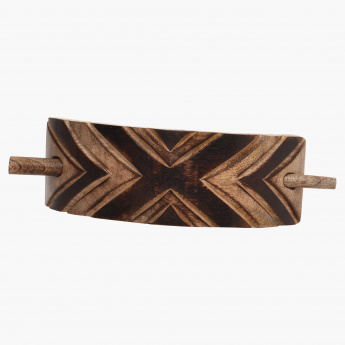 Lacto Mango Wood Stick Tie Back
