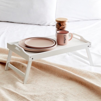 Olive Foldable Bed Tray