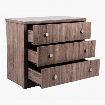 Evasion 3-Drawer Chest