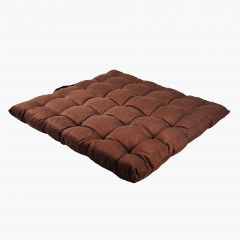 Dupioni Floor Cushion