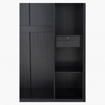 Emotion 3-Door Wardrobe