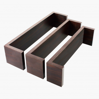 Nicole Step Shelf - Set of 3