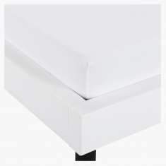 Uni King Fitted Sheet - 200x180 cms