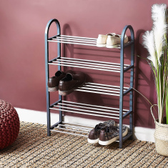 Saga 5-Tier Shoe Rack