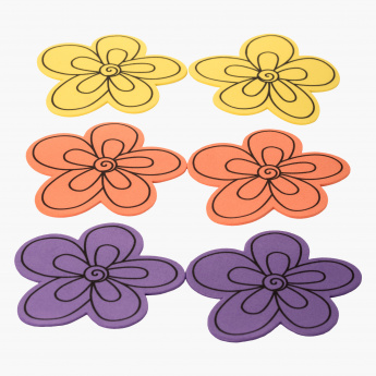 Foam Sticker - Set of 6