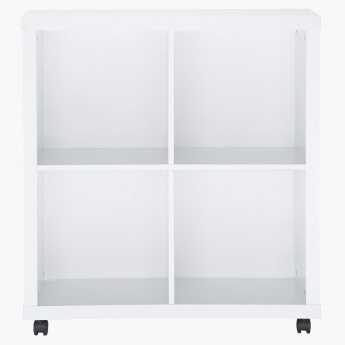 Costagat Oxford 4-Cube Divider - 81x29x86 cms
