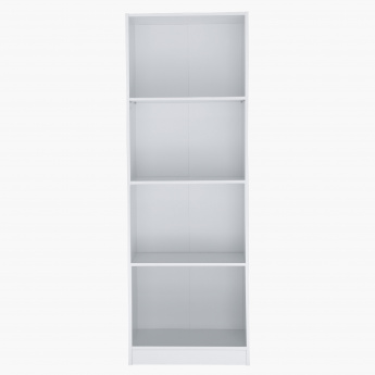 Oxford 4-Tier Bookcase - 60x29x174 cms