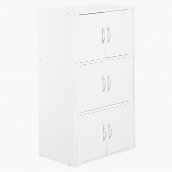 Roger 6-Door Storage Unit