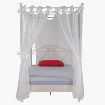 Venedig 4 Poster Bed 120x200 cms