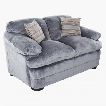 Lucido 2-Seater Sofa with 2 Cushions
