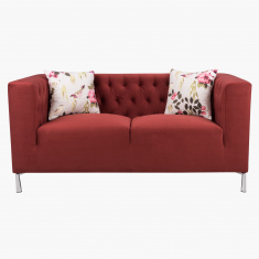Revival 2-Seater Sofa with 2 Cushions