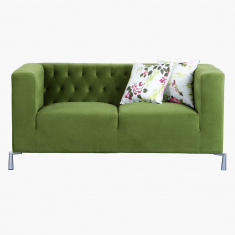 Revival 2 Seater Sofa with Cushions