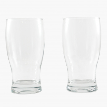 Crystal Belek 2-Piece Beer Glass Set - 580 ml