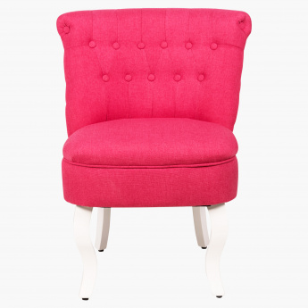 Raspberry Kids Chair