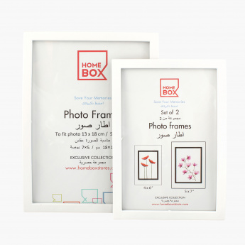 Pethans 2-Piece Photo Frame