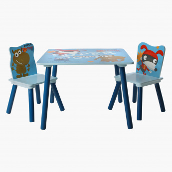 Puppy 2-Seater Table Set