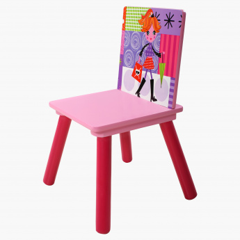 Princess 2-Seater Table Set