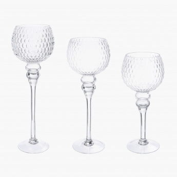 Panache Candle Holder - Set of 3