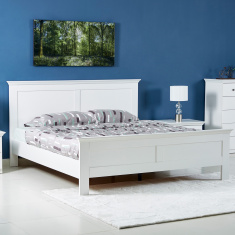 Country New King Bed - 180x200 cms