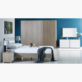 Cathy New King Bed - 180x200 cms