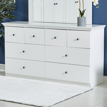 Country New 8-Drawer Master Dresser