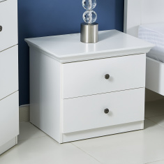 Country New 2-Drawer Night Stand