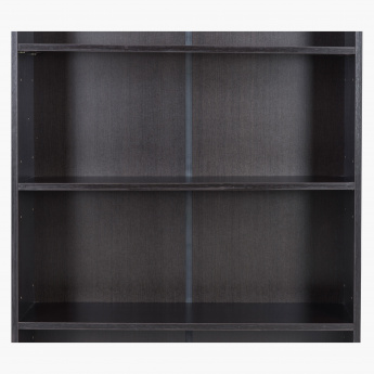 Section New 6-Tier Bookcase