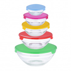 Prime 5-Piece Bowl Set