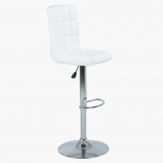 Celina Height Adjustable Bar Stool with Footrest