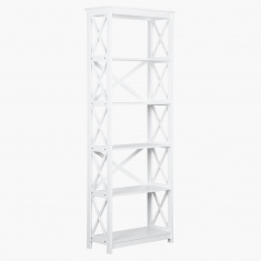 Noosa 5-Tier Bookcase